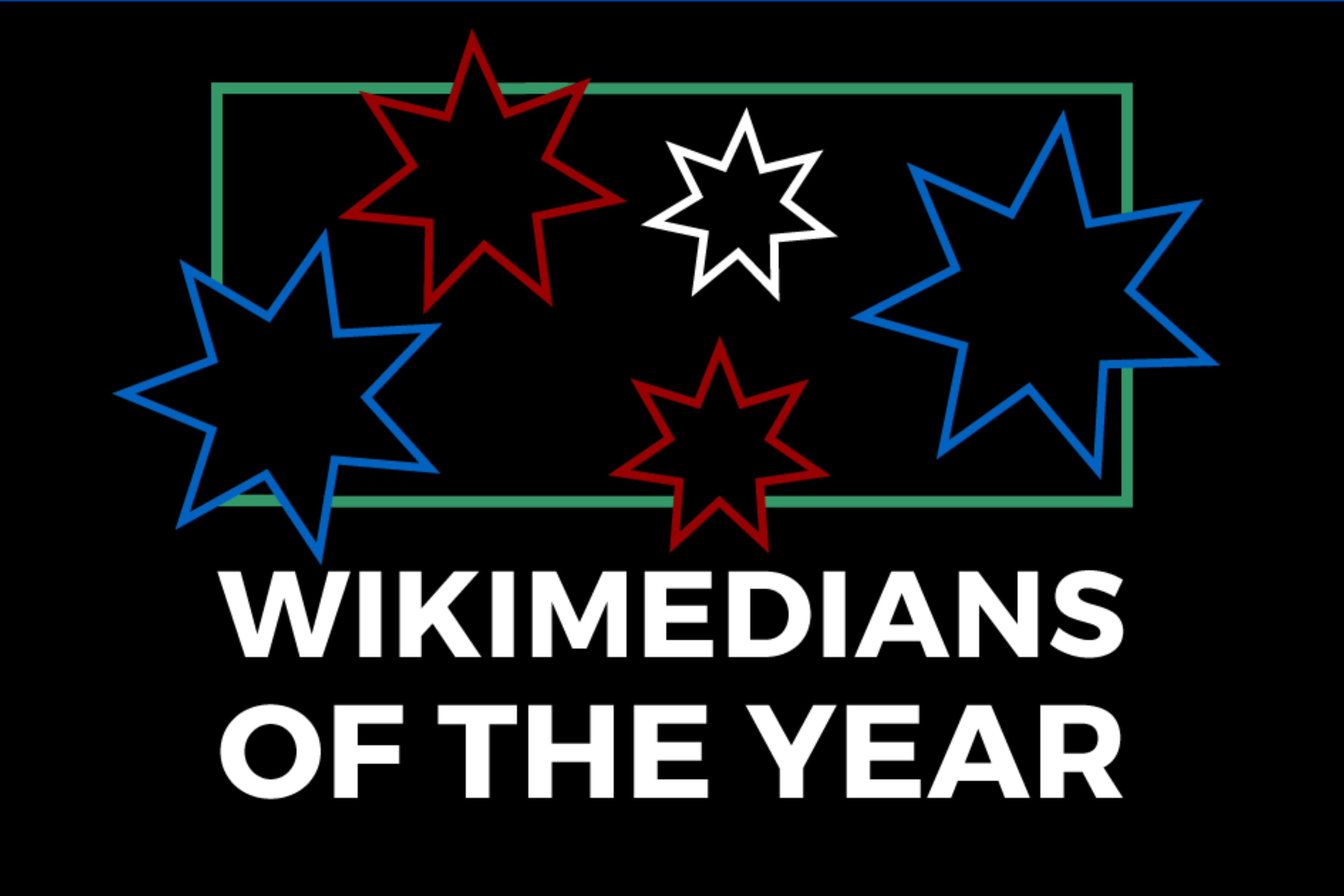 Seven exceptional Wikimedia community volunteers were recognized today at the 2021 Wikimania, the Wikimedia movement's annual conference celebrating